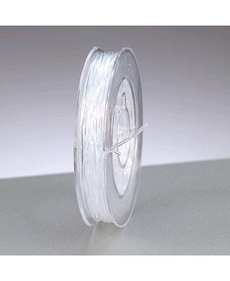 fil élastique 5M/1mm transparent nylon