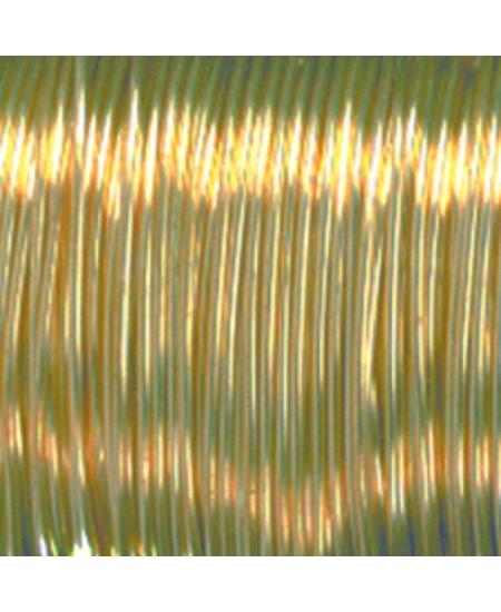 fil laiton 0.40mm/90m