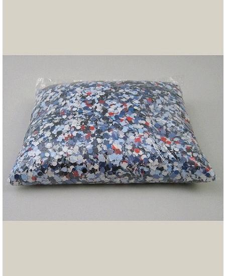 confettis mm multicolore