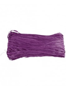 raphia violet 50grs