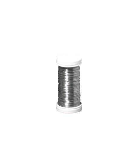 fil de fer 100m/0.35mm platine