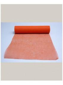 FIN DE SERIE 10mx30cm tarlatane orange