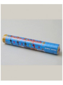 canon à confettis multicolore 24cm