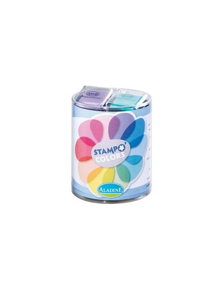 kit 10 encreurs pastel