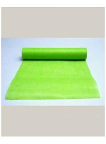 tissu non tissé 10mx30cm vert anis