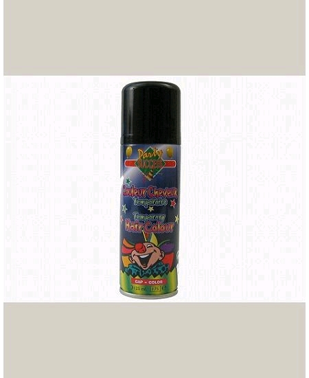 laque noire 125ml color spray
