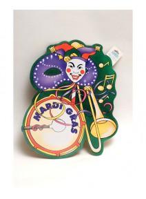 fin de série cut-out joker 38cm carnaval