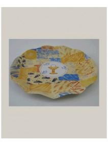 fin de série assiettesx10/27cm communion