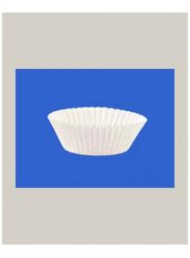 caissettesx100/d3.5cmx h2cm blanche