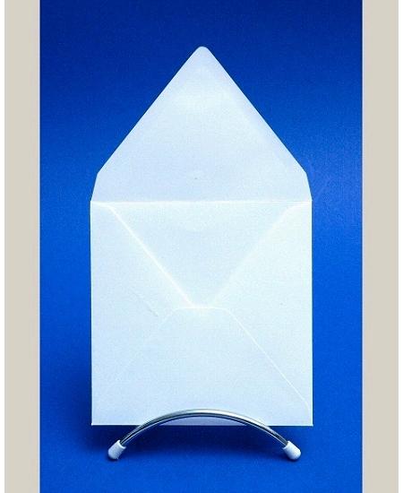 enveloppex20/165x165mm blanc 120grs
