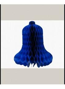 fin de serie carillon 23cm bleu royal