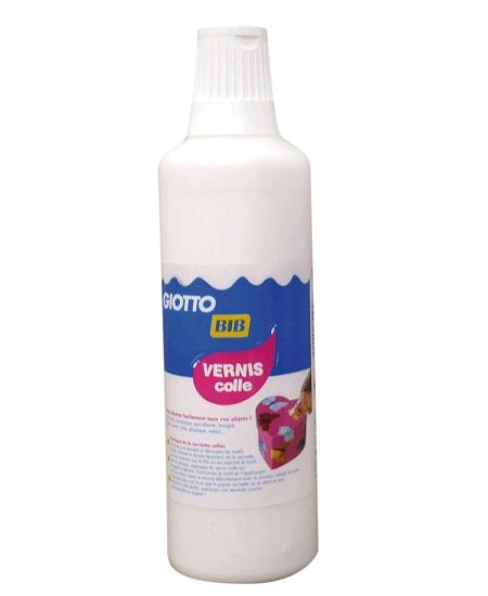 vernis colle 1l mat tous supports