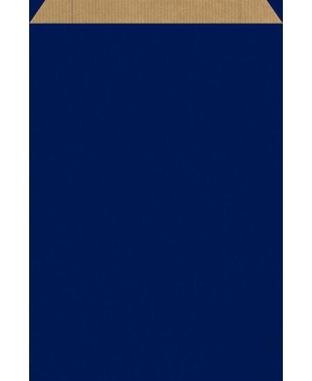 sacs bouteillesx250/12+4.5x41cm bleu