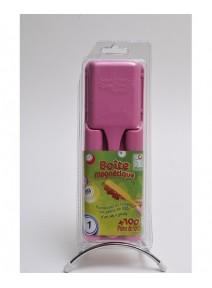kit pour loto rose : boîte+pions+bâton