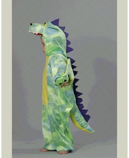 deguisement 1M28 dragon peluche