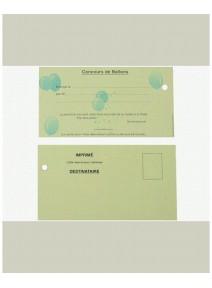 carte lacher de ballonx10