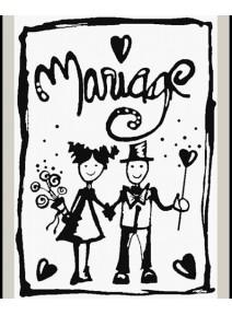 tampon mariage (G)