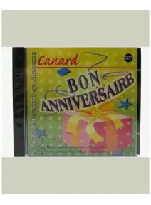 cd anniversaire generique