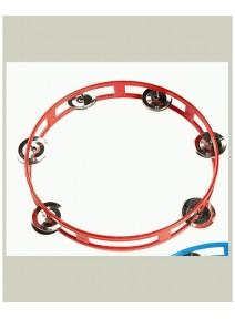 tambourin rouge d22cm