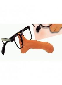 lunette sans verre plastique + nez droit bout