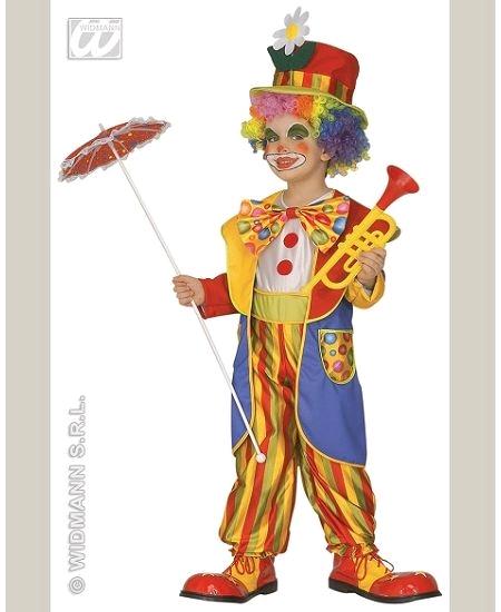 deguisement 3 4ANS clown