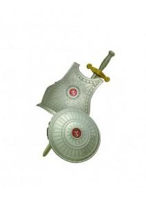 armure romaine 3pièces
