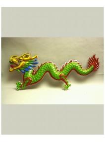 dragon 1mx42cm plastique