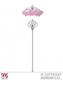 tiare + sceptre rose