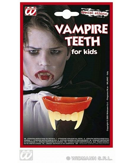 dent de vampire enfant