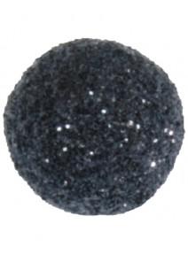 boulesx50/D0.70cm noir pailletée