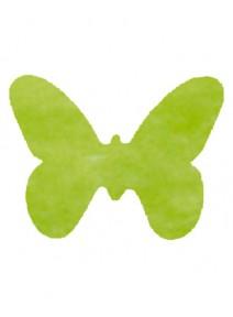 papillonsx12 vert pomme TNT