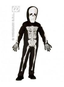 deguisement 3 4ANS squelette