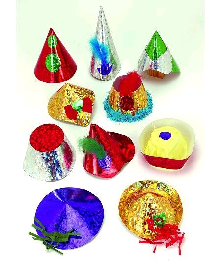 chapeaux PMx150 holographique