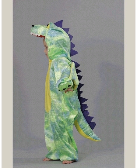 deguisement 1M40 dragon peluche