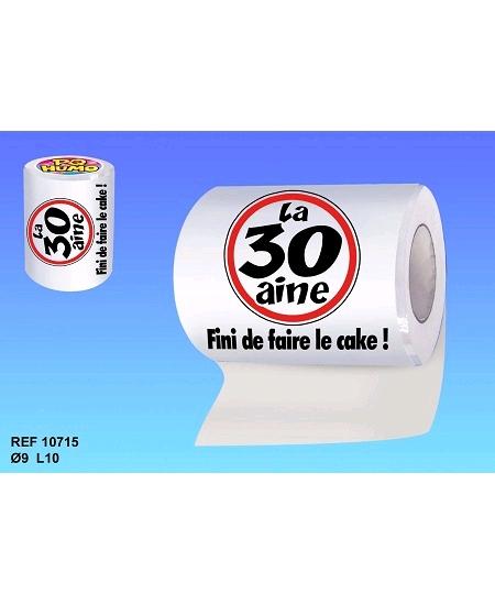 rouleau papier wc la 30aine