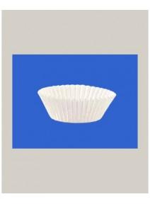 caissettesx100/D2.6cmxh1.6cm blanche ron