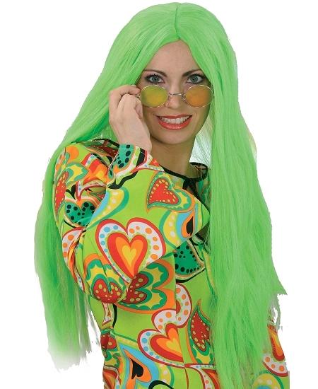 lunette hippie verte