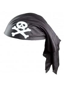 coiffe pirate noire
