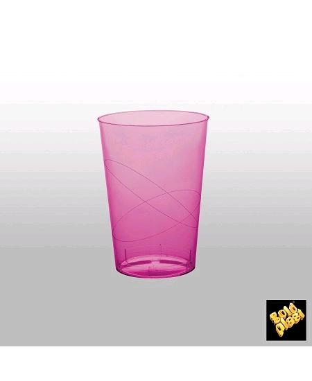 verresx10/20cl fuchsia en cristal