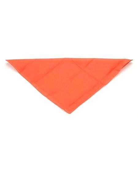 bandana rouge  52cmx52cm