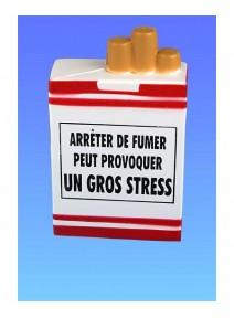 anti stress arrêter de fumer peut provoq