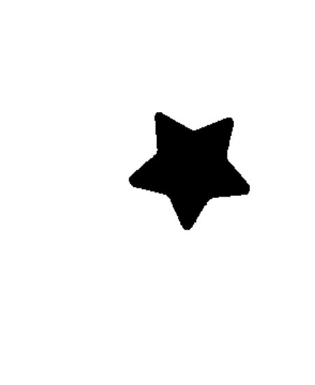 perforatrice étoile D1cm