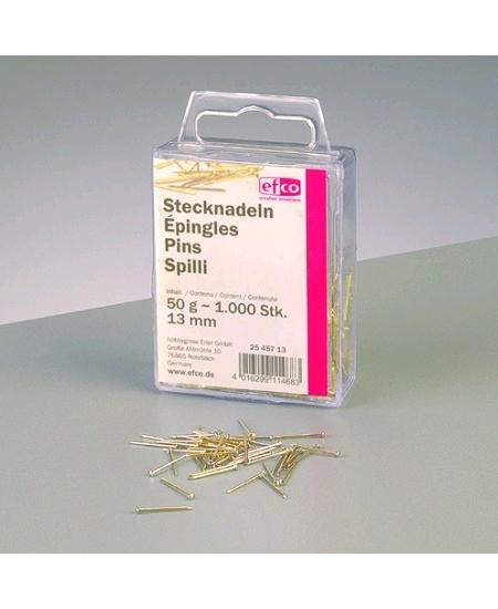 épingles orx1000 environ/1.3cm 50grs