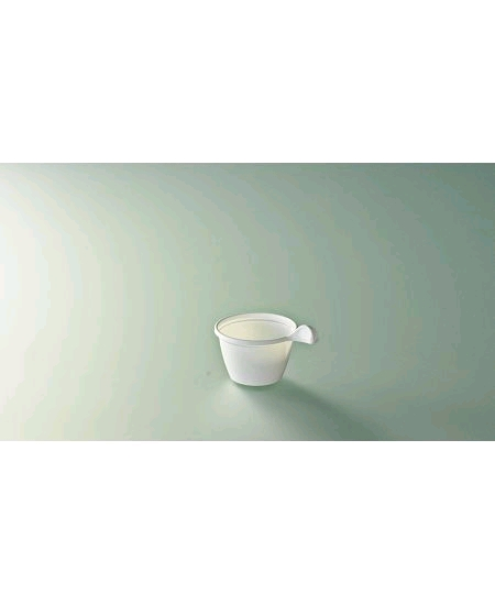 tassesx50/10cl blanche