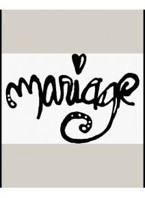 "tampon ""d"" mot mariage"