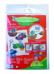kit plastique dingue transports