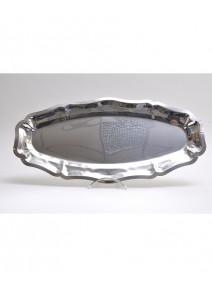 plateau régence aluminium 60cm x 29.5 cm