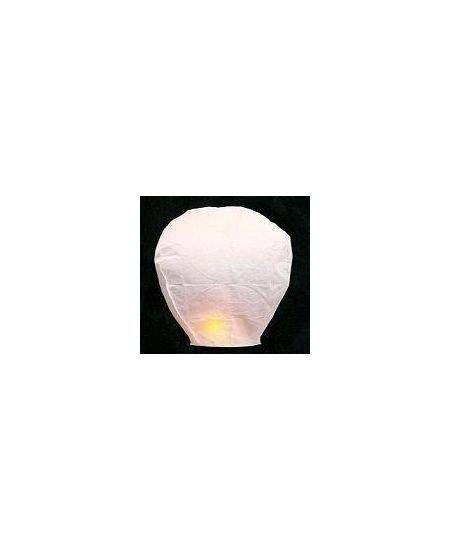 lanterne D1mètre blanche ignifugée