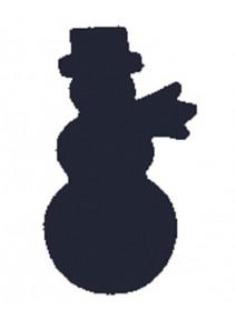 perforatrice bonhomme de neige D1.5cm