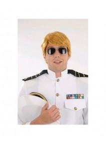perruque blond pâle Fred
